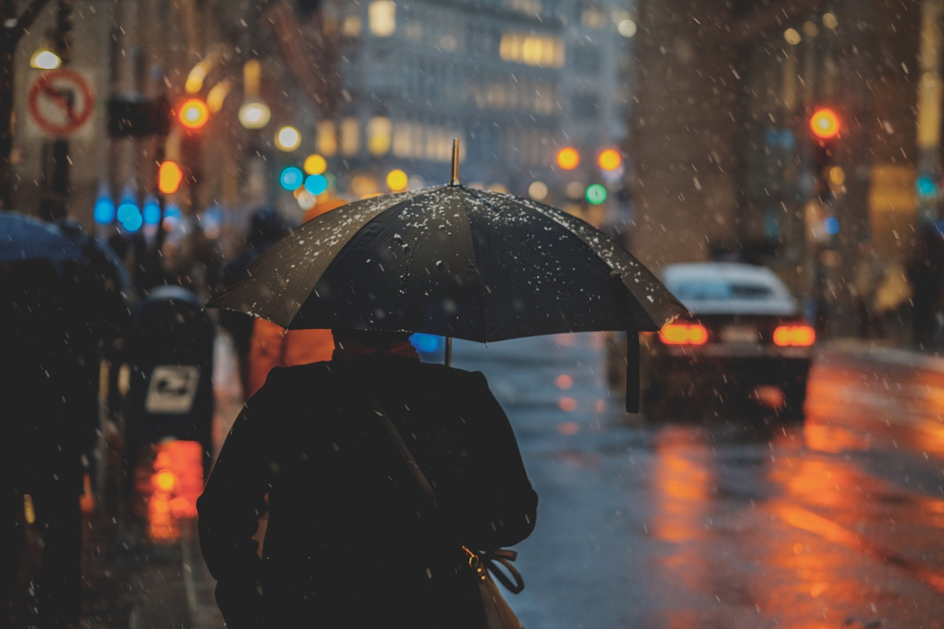 Tips For Riding An Electric Scooter In The Rain